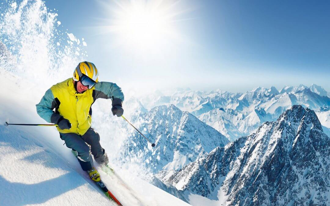 Травма и операция коленного сустава – Лыжи раз в год