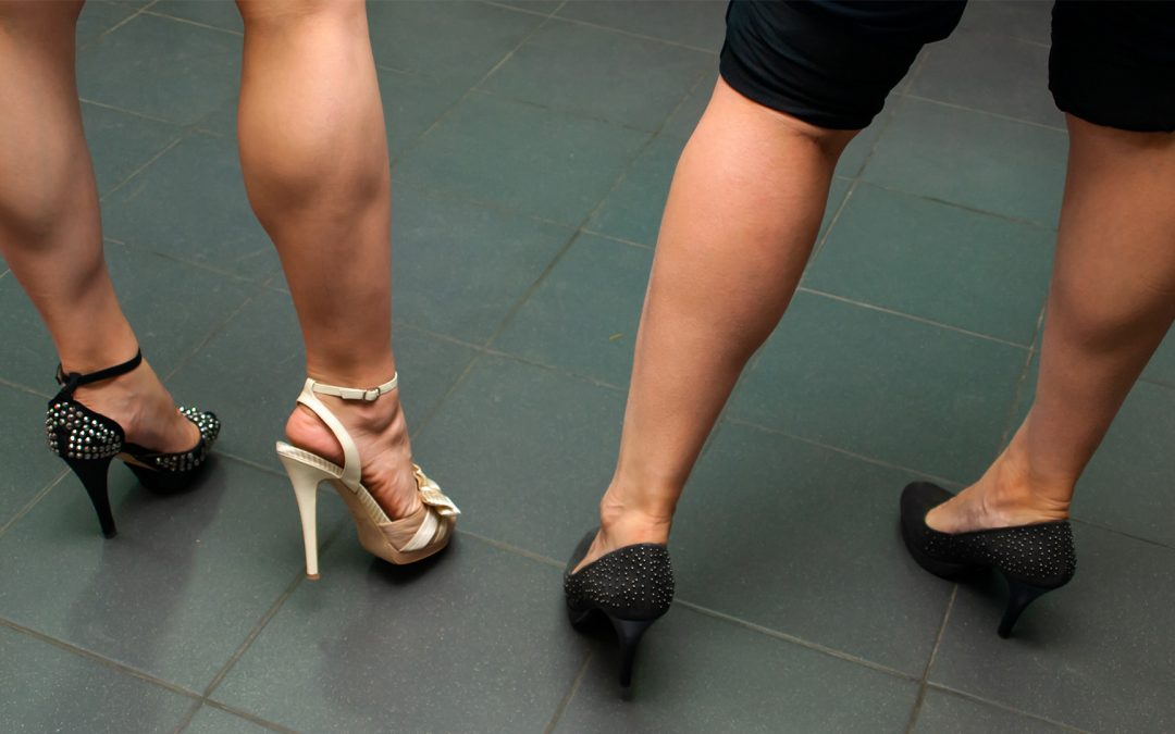 Про каблуки, часть 1